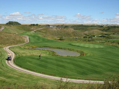 Beaver Dam Golf Course - Alberta