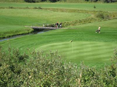 Beaver Dam Golf Course Madden AB