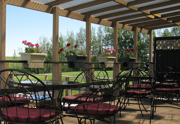 Club House - Beaver Dam Golf & RV Resort - Madden Alberta