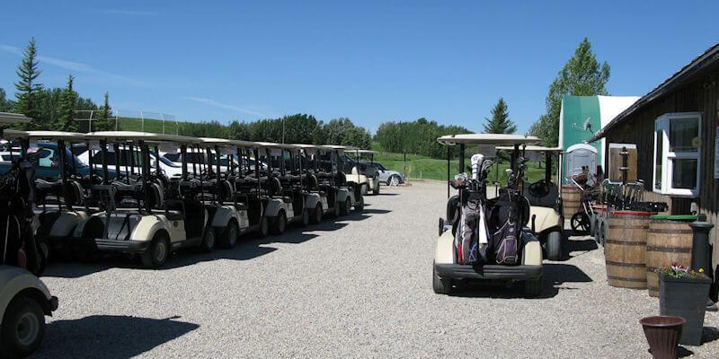 Beaver Dam Golf Course - Calgary AB