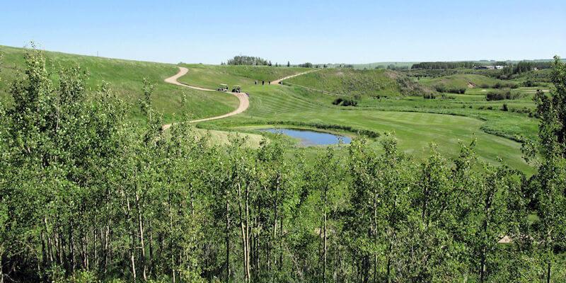 Beaver Dam Golf Course - Located North of Calgary AB